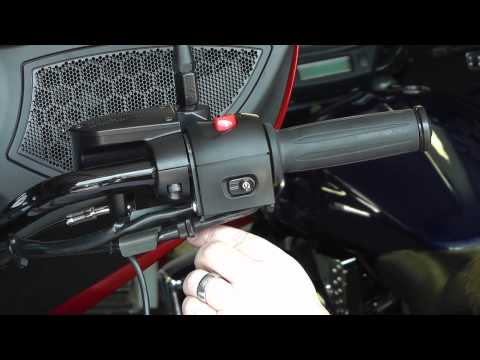 How to Install Grips on a Victory Motorcycle
