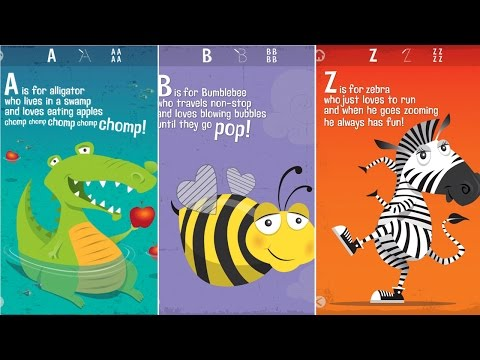 Learn ALPHABET with Zooper ABC Animals - Fun Alphabet learning app for Children