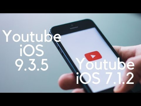 Youtube in iOS 7.1.2 without Jailbreak