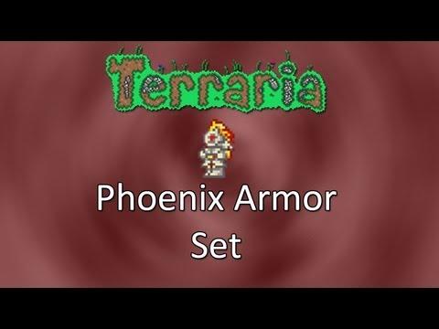 Terraria: Reborn Mod — Phoenix Armor Set!