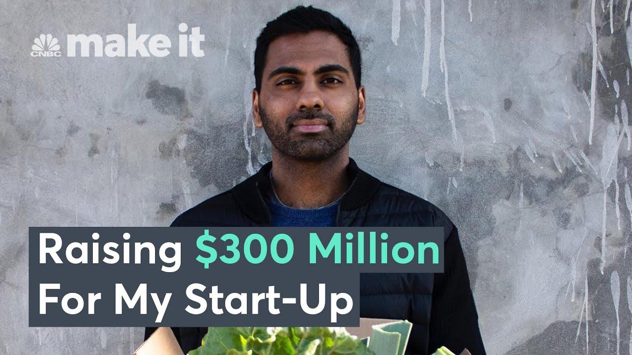 How I Built a $1 Billion Start-Up Called Misfits Market