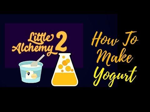Little Alchemy 2-How To Make Yogurt Cheats & Hints
