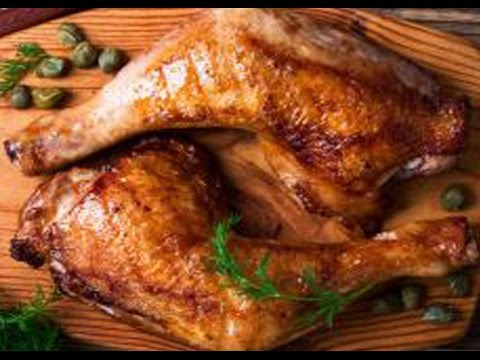 Chicken Leg Quarters Grilled