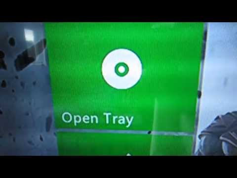 How to fix open disc tray error xbox360