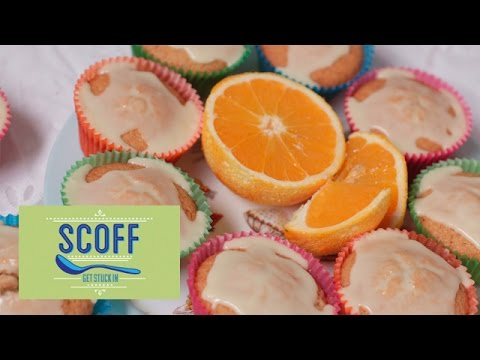 Iced Orange Cakes | Cooking For Kids 4