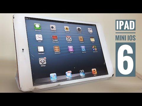 iPad mini on iOS 6 in 2016 Review