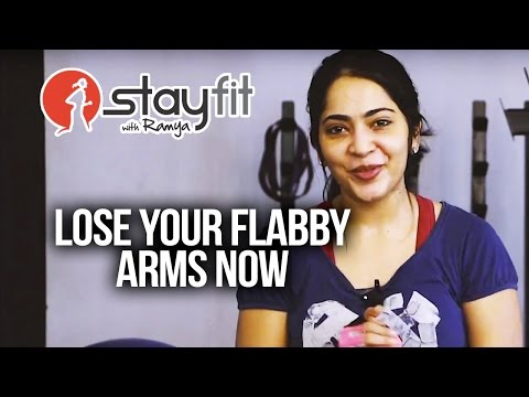 Lose Your Flabby Arms Now