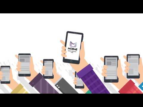 Digital Banking Solutions - 2D Animation