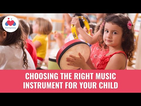 Choosing the Right Musical Instrument for your Child