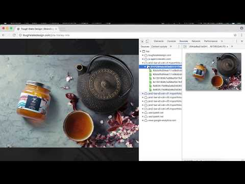 How to save protected images from any website using Chrome