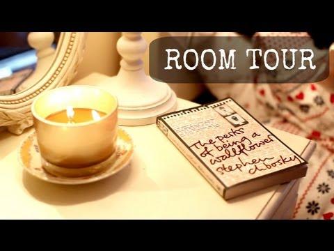 Room Tour (Festive Edition)   Zoella