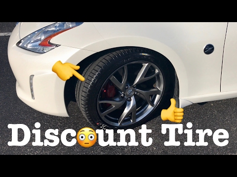 🔘Discount Tire Online vs Dealership Tire Shop Price | Find Your Tire Size & Save Big Online