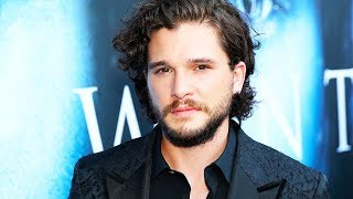 Did Kit Harrington Just Drop a Major Game of Thrones Clue?