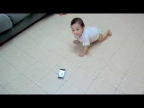 Teach Your Baby to Crawl Early