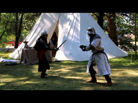 Les médiévales de Namur 2011 Duel