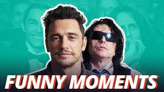 James Franco Tommy Wiseau Impression - Funny Moments 2017