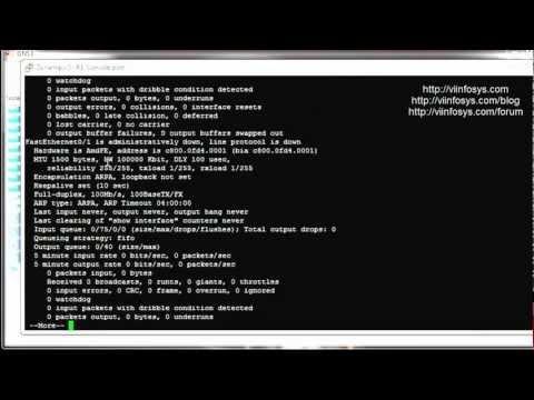 CCNA Cisco Show Commands in Hindi part-1.mp4
