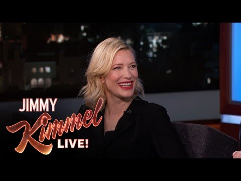 Cate Blanchett's Ears Popped After 19 Years