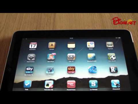 Tutorial Ipad configurare Connessione 3g mini usim tre