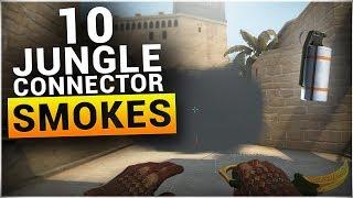10 DE_MIRAGE SMOKES [Jungle and Connector]