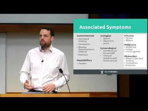Approaching the Patient with... Abdominal Pain