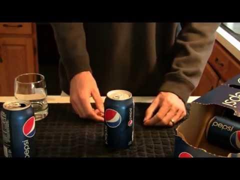 Exploding Soda Myth Buster!