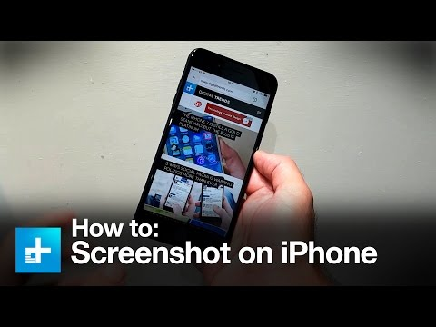 How to Take a Screenshot on iPhone or iPad