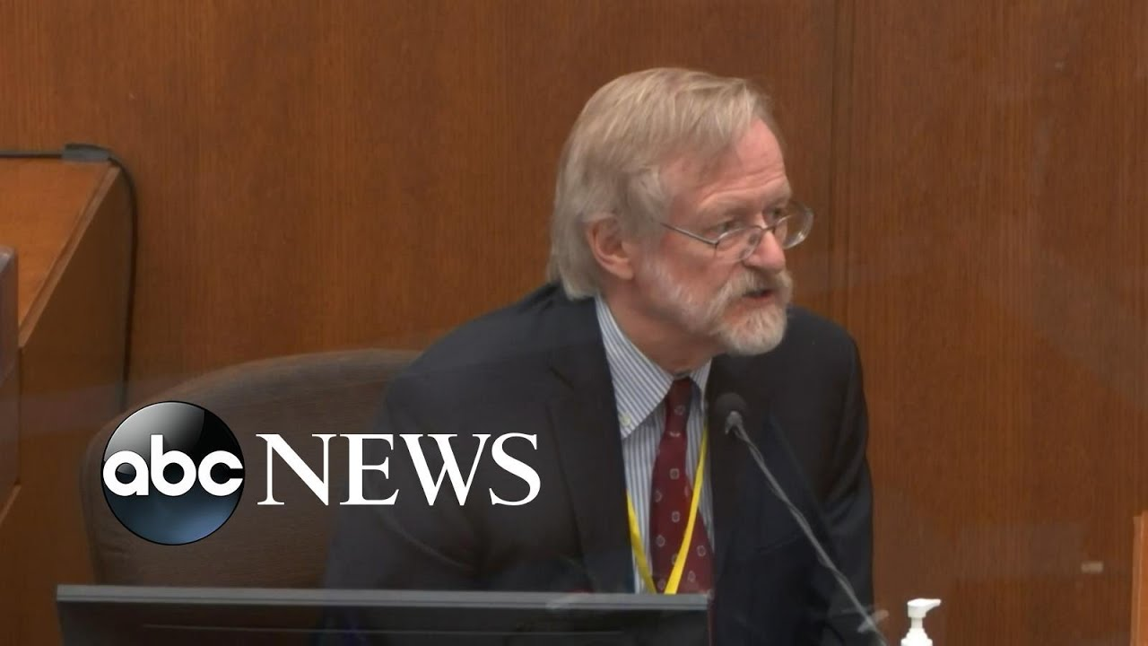 Doctor testifies on significance of George Floyd's respiratory rates