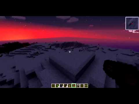 Minecraft Voltz How To Launch A Rocket or Missle Quick and Easy