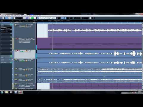 Cubase 5 Tutorial - Vocal Harmony
