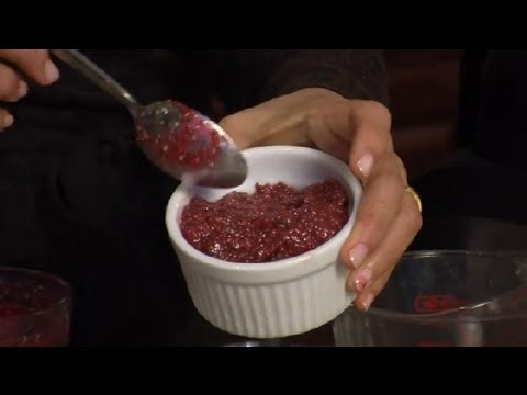Raspberry Puree From Frozen Raspberries : Recipes for Raspberries