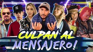 Panini, FridaSofía, Natanael, PepeAguilar, AlbertoDelRío: escorpión y sus polémicas! #Anecdotario