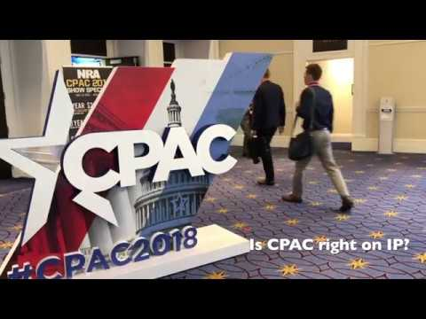 Is CPAC Right on IP?