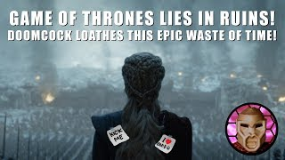 Download Game of Thrones Season 8 Episode 6 Review: The Iron Throne MELTDOWN! Video