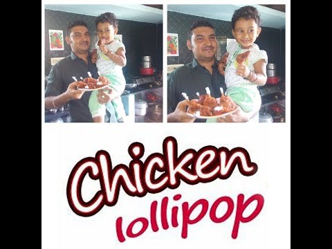 Chicken Lollipop Recipe in Tamil | How to make Chicken Lollipop in Tamil | Chicken Recipes in Tamil