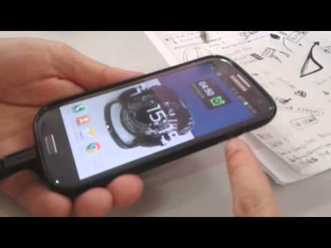 Samsung Galaxy S III - I9300 - Review - Screenshot ou Print Screen da Tela - PT-BR