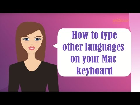 How to: Setup Mac OSX Keyboard for other languages in Yosemite - for iMacBook Air an all Macs