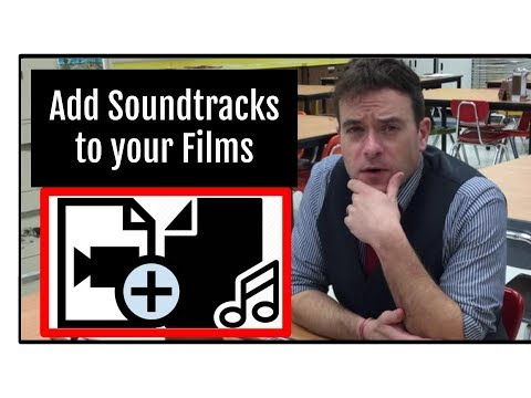 Add Music To Your Films
