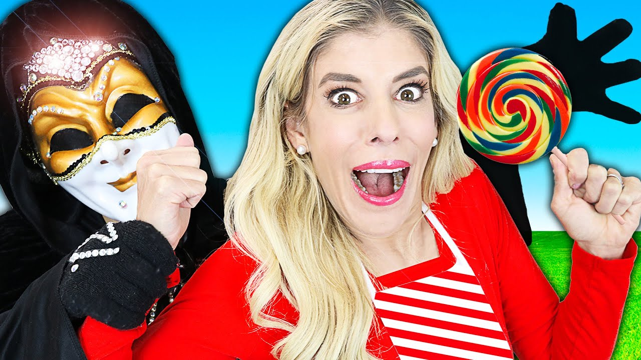 Opening My Own Candy Store at Home to Trap Queen in Backyard! | Rebecca Zamolo