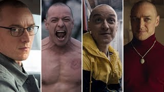 Download James McAvoy On His Many Personalities in 'Glass' Video