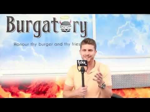 ficksTV food: Burgatory Food Truck