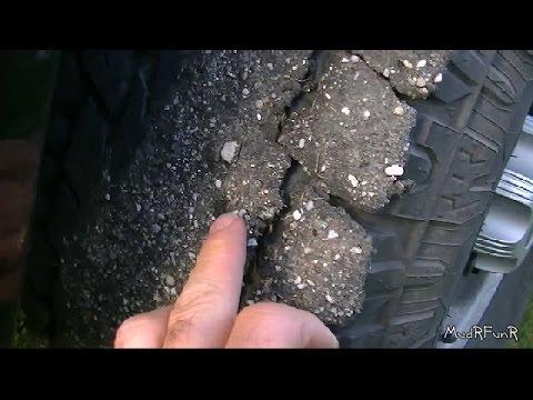 Tar on Tires - Idiots!