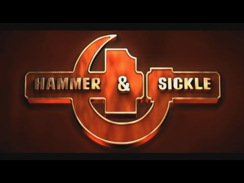 Hammer and Sickle - Part 2: Sitting there in the Sand Pit