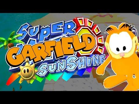 Super Garfield Sunshine