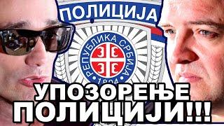 VideoDokaz i Bojan Savić: Nudili su mi da radim za policiju, neću da budem kuče! - Kontrola Policije