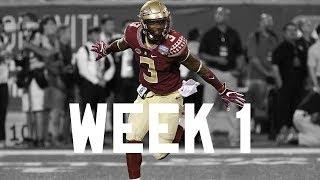 College Football Week 1 Pump Up 2017-18