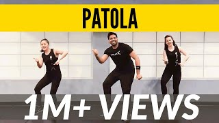 Patola | Guru Randhawa | Bhangra Workout by BollyX