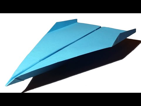 Best origami paper planes - How to make a Paper airplane - Paper airplanes that FLY FAR . Falko
