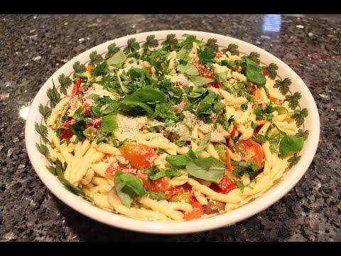 Pasta Primavera Recipe - OrsaraRecipes