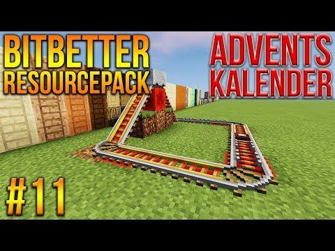 BitBetter 3D Resourcepack - Adventskalender #11